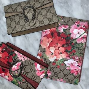 Gucci Bloom pouch